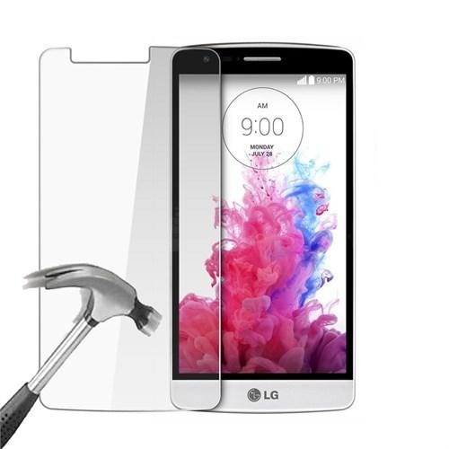 Kılıfshop Lg G3 Beat Kırılmaz Cam Glass Ekran Koruyucu