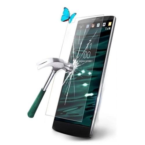 Kılıfshop Lg V10 Kırılmaz Cam Glass Ekran Koruyucu