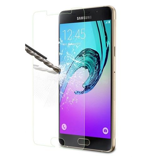 Kılıfshop Samsung Galaxy A3 2016 Kırılmaz Cam Glass Ekran Koruyucu