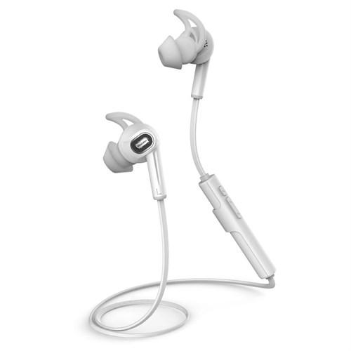Bluedio M2 Kablosuz Bluetooth Sporcu Kulaklık - Beyaz Earbud - SDTM2BLK
