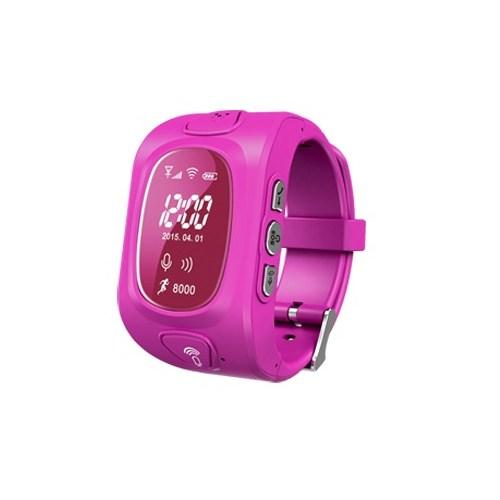 Wiky Watch Telefon + Gps Özellikli Pembe Çocuk Saati