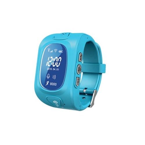 Wiky Watch Telefon + Gps Özellikli Mavi Çocuk Saati