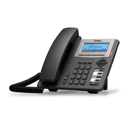 Ttec F58 Ip Kablolu Telefon