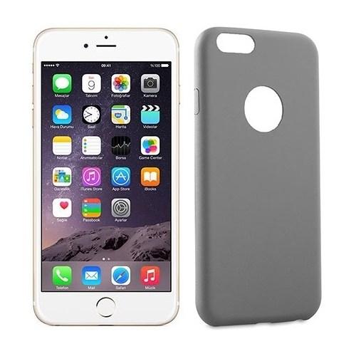 """Addison Ip-676 Koyu Gri İphone 6 Plus 5.5"""" Koruma Kılıfı"""
