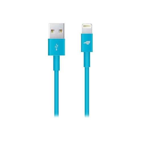 S-Link Swapp Ip-Sw1 İphone 5/5S/6/6 Plus Mavi Lisanslı Data + Şarj Kablosu