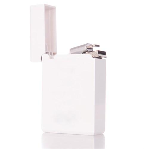 CoverZone İphone 5 - 5S Micro Usb Data Ve Şarj Kablosu Makaralı Kutusunda