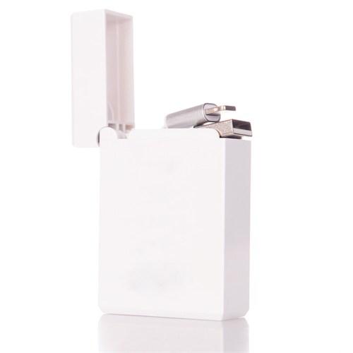 CoverZone İphone 6 - 6S Micro Usb Data Ve Şarj Kablosu Makaralı Kutusunda