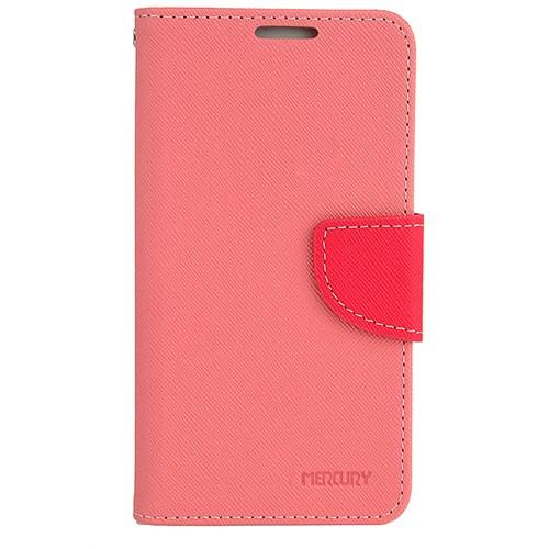 CoverZone Samsung Galaxy S5 Kılıf Kumaş Cüzdan