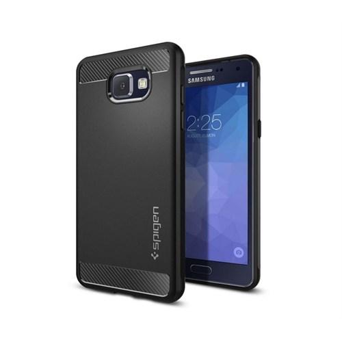Spigen Samsung Galaxy A5 (2016) Kılıf Rugged Armor Black - SGP11834