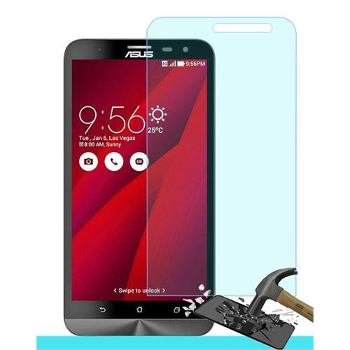 Microsonic Asus Zenfone 2 Laser 6 İnch Temperli Cam Ekran Koruyucu Kırılmaz Film