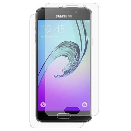 Microsonic Samsung Galaxy A3 2016 Ön Ve Arka Full Body Ekran Koruyucu Film