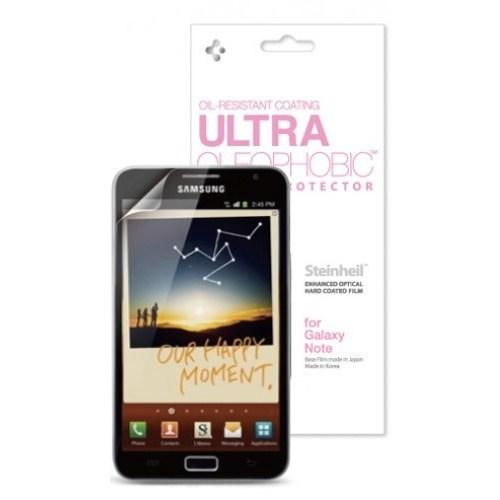 Spigen Sgp Galaxy Note Oleophobic Ekran Koruyucu