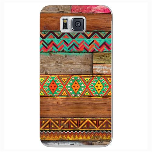 Peoples Cover Samsung Alpha 3D Textured Baskılı Kılıf Pchb171393
