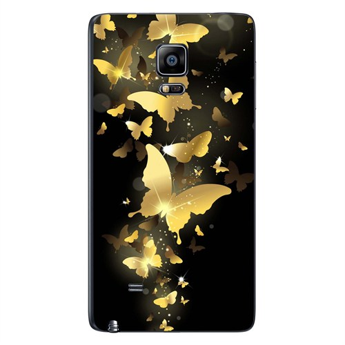 Peoples Cover Samsung Note 4 Edge 3D Textured Baskılı Kılıf Pchb540315