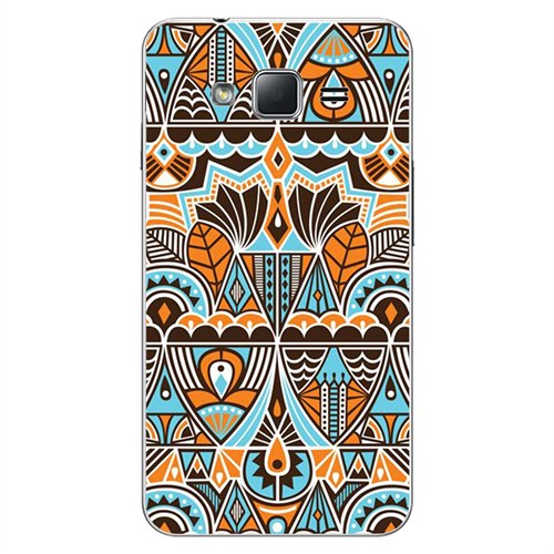 Peoples Cover Samsung Z1 3D Textured Baskılı Kılıf Pchb571738