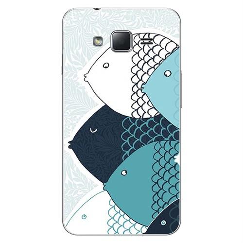 Case & CoverSamsung Z1 3D Textured Baskılı Kılıf Pchb571758