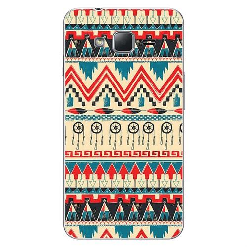 Peoples Cover Samsung Z1 3D Textured Baskılı Kılıf Pchb571768