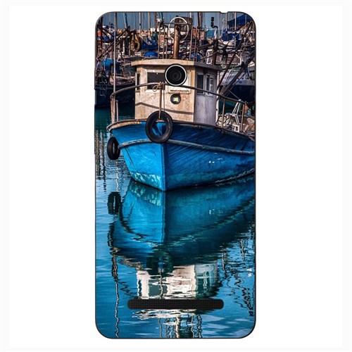 Case & CoverAsus Zenfone 6 3D Textured Baskılı Kılıf Pchb630480