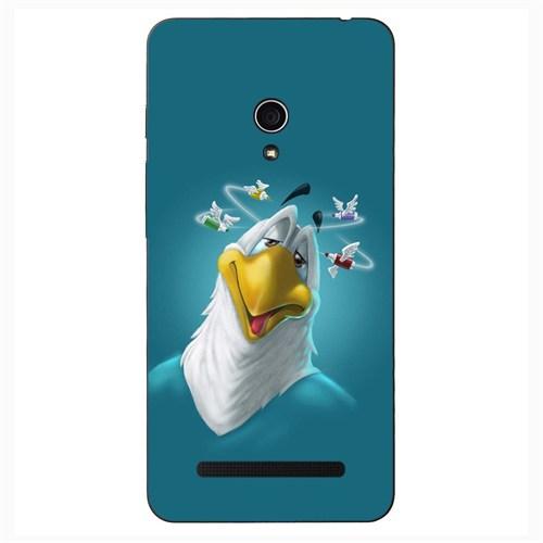 Case & CoverAsus Zenfone 6 3D Textured Baskılı Kılıf Pchb631783