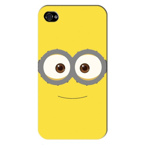 Case & CoverApple İphone 4S 3D Textured Baskılı Kılıf Pchb640332
