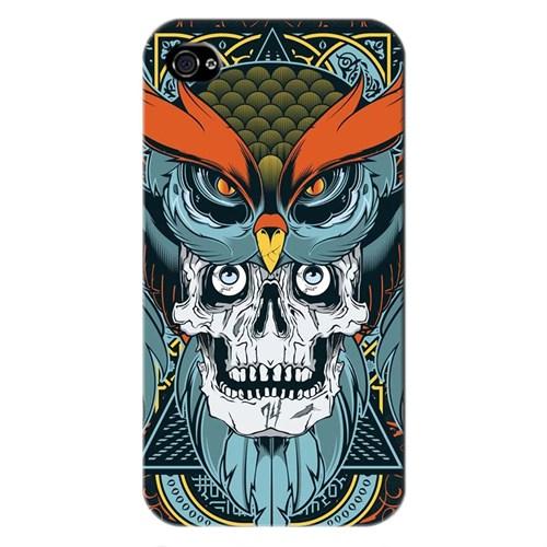 Case & CoverApple İphone 4S 3D Textured Baskılı Kılıf Pchb641742