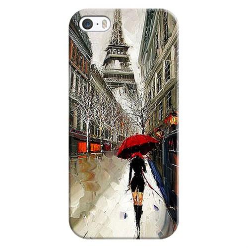 Case & CoverApple İphone 5S 3D Textured Baskılı Kılıf Pchb651357