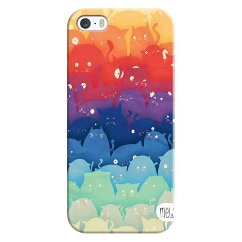 Case & CoverApple İphone 5S 3D Textured Baskılı Kılıf Pchb651750