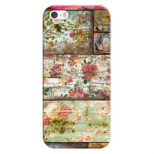 Case & CoverApple İphone 5S 3D Textured Baskılı Kılıf Pchb651760