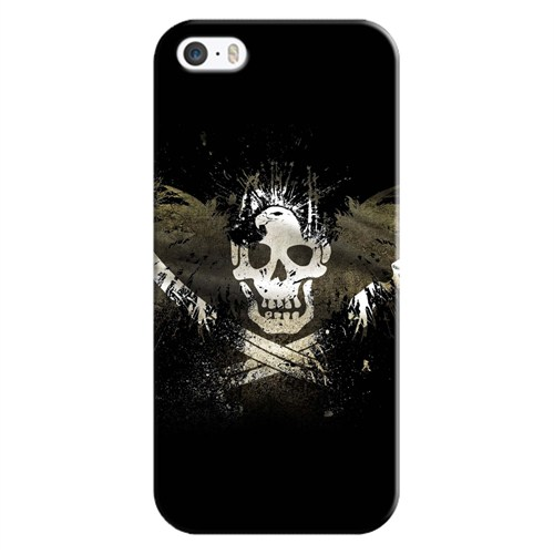 Case & CoverApple İphone 5S 3D Textured Baskılı Kılıf Pchb651834