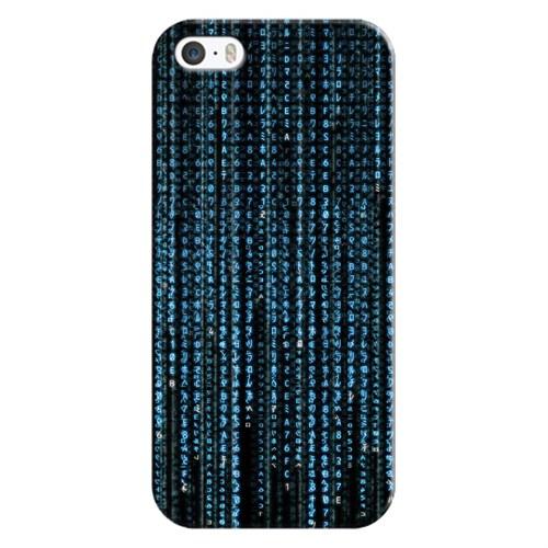 Case & CoverApple İphone 5S 3D Textured Baskılı Kılıf Pchb651894