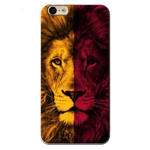 Peoples Cover Apple İphone 6S 3D Textured Baskılı Kılıf Pchb660170