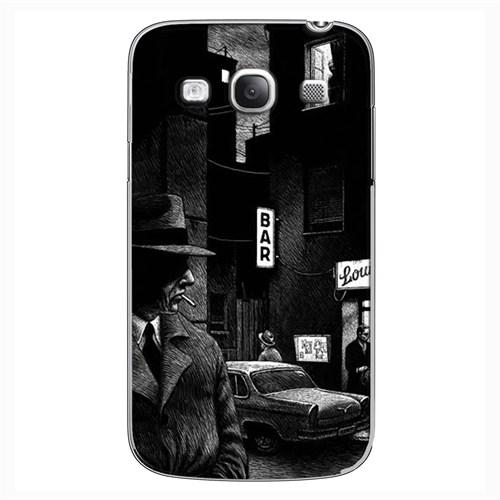 Peoples Cover Samsung S3 Neo 3D Textured Baskılı Kılıf Pchb671748