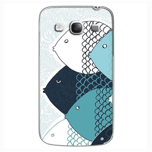 Peoples Cover Samsung S3 Neo 3D Textured Baskılı Kılıf Pchb671758