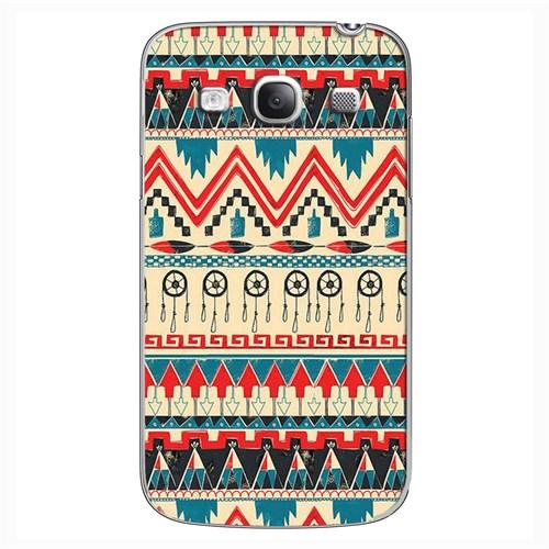 Peoples Cover Samsung S3 Neo 3D Textured Baskılı Kılıf Pchb671768