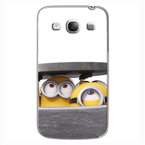 Peoples Cover Samsung S3 Neo 3D Textured Baskılı Kılıf Pchb671798