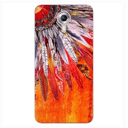 Case & CoverGeneral Mobile 4G 3D Textured Baskılı Kılıf Pchb681363