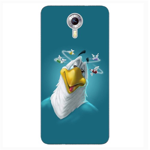Case & CoverGeneral Mobile 4G 3D Textured Baskılı Kılıf Pchb681783