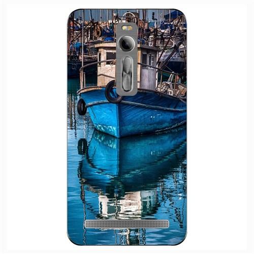 Peoples Cover Asus Zenfone 2 3D Textured Baskılı Kılıf Pchb730480