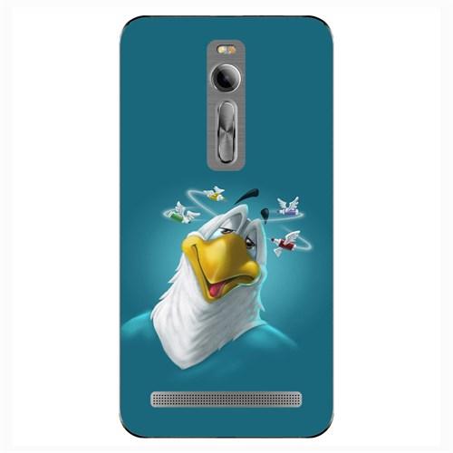 Case & CoverAsus Zenfone 2 3D Textured Baskılı Kılıf Pchb731783