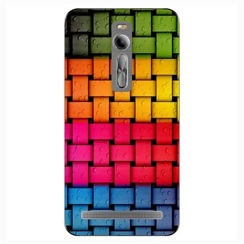Case & CoverAsus Zenfone 2 3D Textured Baskılı Kılıf Pchb731839