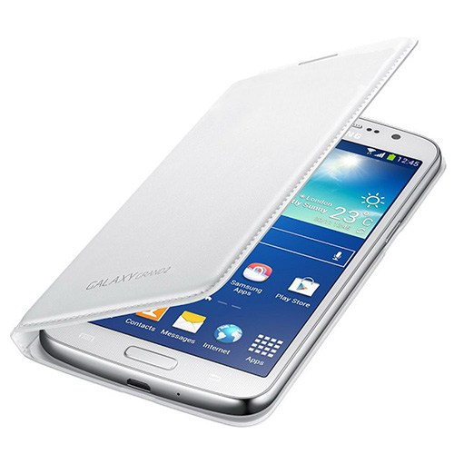 Samsung G7100 Galaxy Grand 2 Flip Wallet Kılıf