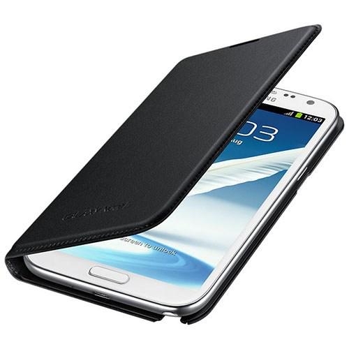 Samsung Galaxy Note 2 Kılıf Flip Wallet