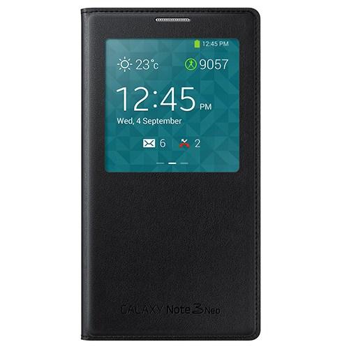 Samsung N7500 Galaxy Note 3 Neo S View Kılıf