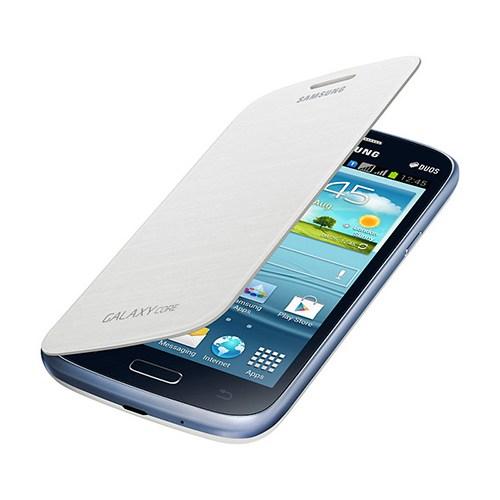 Samsung Galaxy Core Flip Cover Kılıf