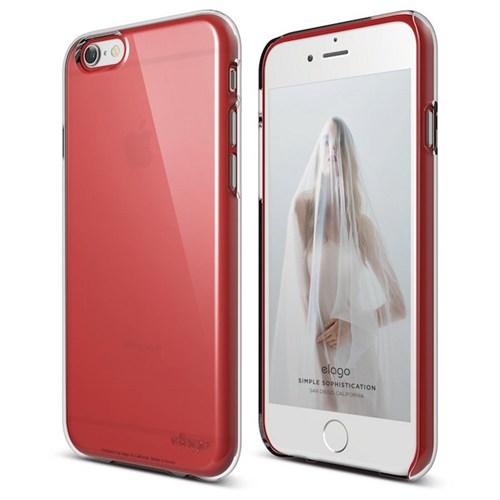 Elago Apple iPhone 6/6S Core Case Kılıf Kırmızı