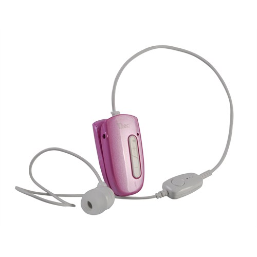 TTec Plus BT532 Kablolu Bluetooth Kulaklık Pembe