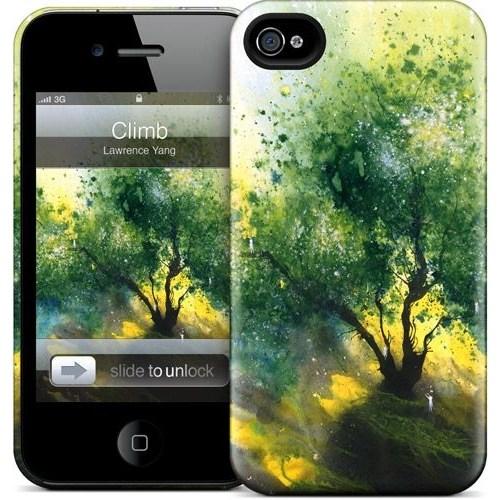 Gelaskins Apple iPhone 4 Hardcase Kılıf Climb