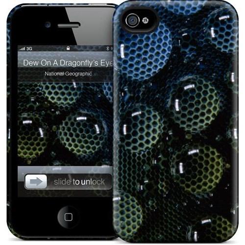 Gelaskins Apple iPhone 4 Hardcase Kılıf Dew On A