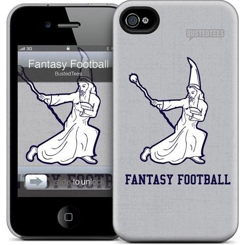 Gelaskins Apple iPhone 4 Hardcase Kılıf Fantasy Football