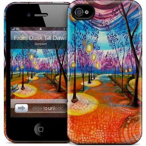 Gelaskins Apple iPhone 4 Hardcase Kılıf From Dusk Till Dawn
